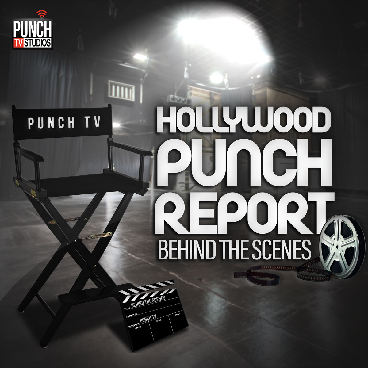 Hollywood Punch Report Behind the Scenes